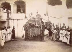 His Highness the Maharana of Odeypur